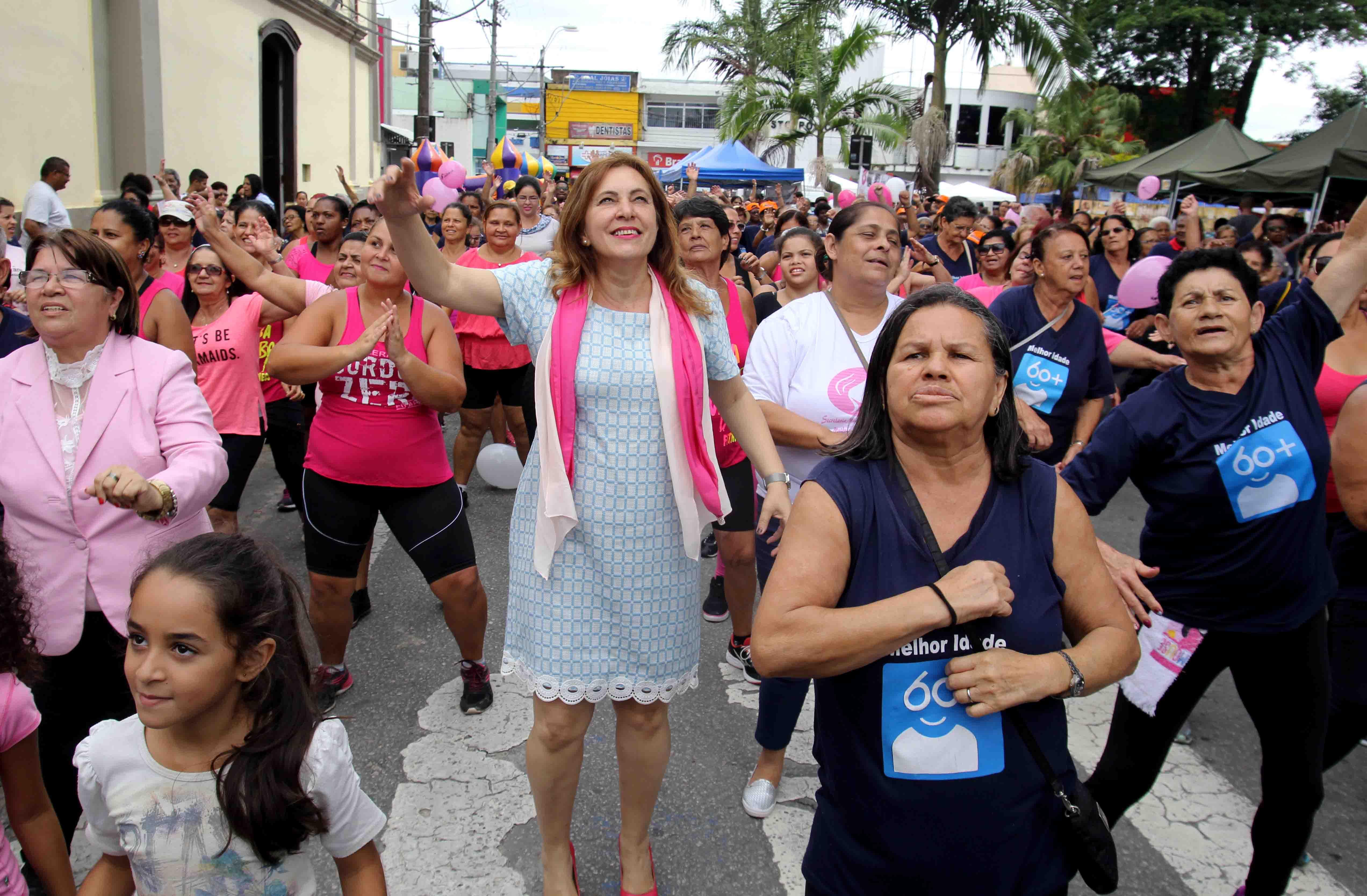 f7639f6b7ce Ação Social de Dia da Mulher reúne mais de 2 mil pessoas em Itaquaquecetuba